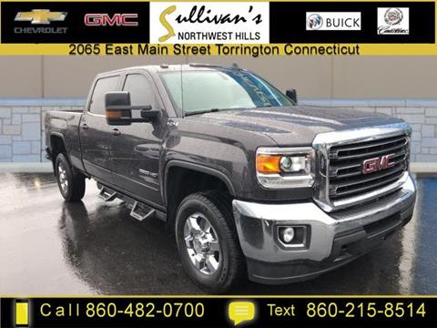 2016 GMC Sierra 2500HD for sale in Torrington, CT