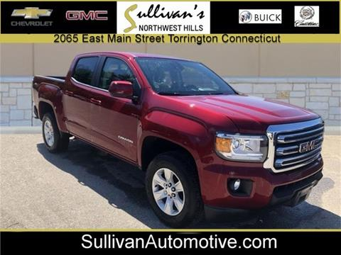 2018 GMC Canyon for sale in Torrington, CT