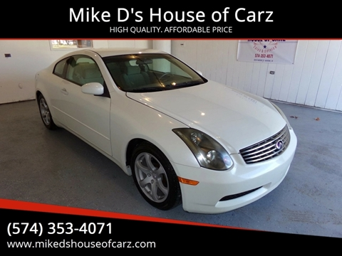 2004 Infiniti G35 For Sale Carsforsale