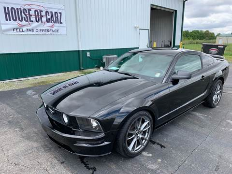 Ford Mustang For Sale in Rochester, IN - House of Carz