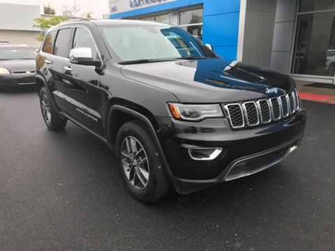 2017 Jeep Grand Cherokee For Sale At Sullivan S Northwest Hills Chrysler  Jeep Dodge Ram In