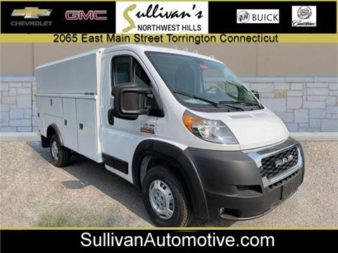 2019 RAM ProMaster Cutaway Chassis for sale in Torrington, CT