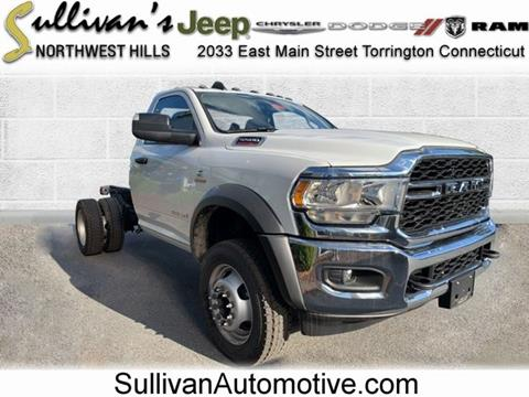 2019 RAM Ram Chassis 5500 for sale in Torrington, CT