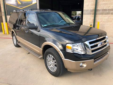 2014 Ford Expedition EL for sale at KAYALAR MOTORS in Houston TX