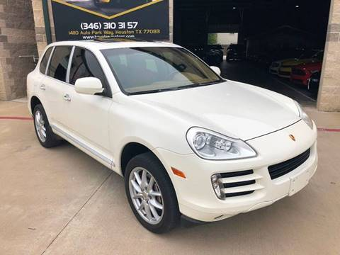 2008 Porsche Cayenne for sale at KAYALAR MOTORS in Houston TX