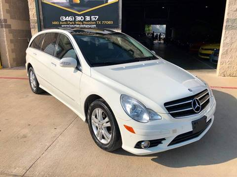 2009 Mercedes-Benz R-Class for sale at KAYALAR MOTORS in Houston TX