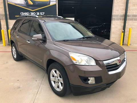2009 Saturn Outlook for sale at KAYALAR MOTORS in Houston TX
