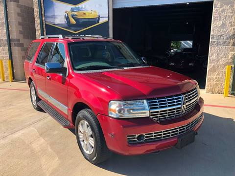 2008 Lincoln Navigator for sale at KAYALAR MOTORS in Houston TX