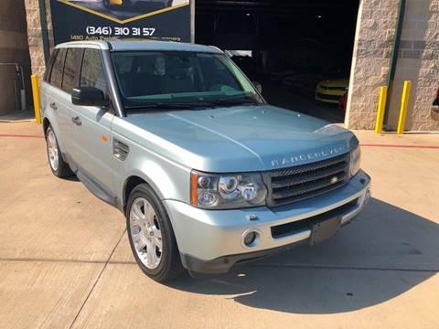 2006 Land Rover Range Rover Sport for sale at KAYALAR MOTORS in Houston TX