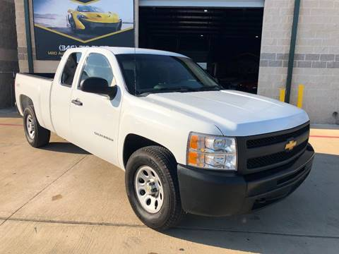2013 Chevrolet Silverado 1500 for sale at KAYALAR MOTORS in Houston TX