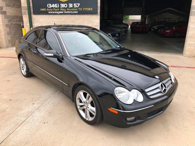 2009 Mercedes Benz CLK For Sale At Kayalar Motors In Houston TX