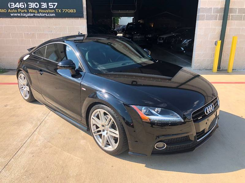 Audi TT T Quattro Premium Plus In Houston TX Kayalar Motors - Houston audi