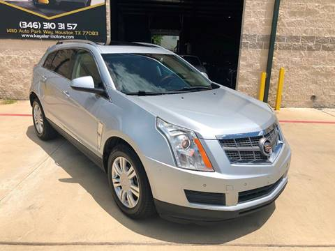 2011 Cadillac SRX for sale at KAYALAR MOTORS in Houston TX