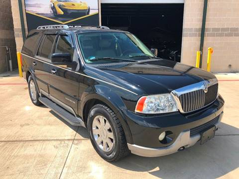 2003 Lincoln Navigator for sale at KAYALAR MOTORS in Houston TX