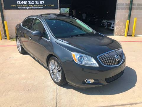 2014 Buick Verano for sale at KAYALAR MOTORS in Houston TX