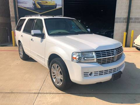 2009 Lincoln Navigator for sale at KAYALAR MOTORS in Houston TX