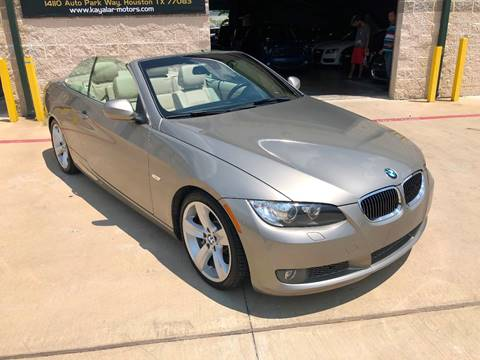 2010 BMW 3 Series for sale at KAYALAR MOTORS in Houston TX