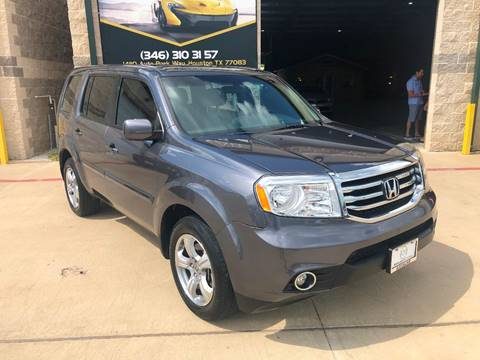2014 Honda Pilot for sale at KAYALAR MOTORS in Houston TX