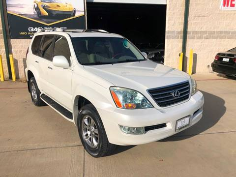 2008 Lexus GX 470 for sale at KAYALAR MOTORS in Houston TX