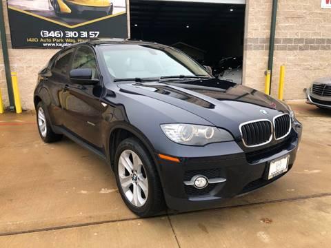 2012 BMW X6 for sale at KAYALAR MOTORS in Houston TX