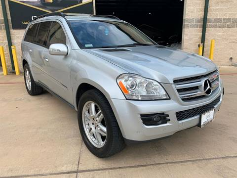 2007 Mercedes-Benz GL-Class for sale at KAYALAR MOTORS in Houston TX
