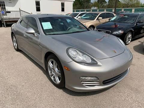 2010 Porsche Panamera for sale at KAYALAR MOTORS in Houston TX