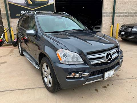 2010 Mercedes-Benz GL-Class for sale at KAYALAR MOTORS in Houston TX