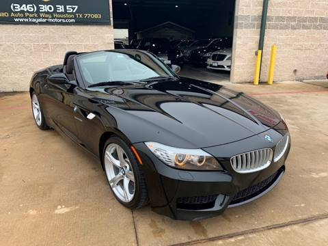 2013 BMW Z4 for sale at KAYALAR MOTORS in Houston TX