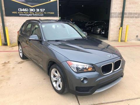 2014 BMW X1 for sale at KAYALAR MOTORS in Houston TX