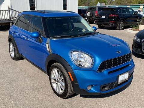2013 MINI Countryman for sale at KAYALAR MOTORS in Houston TX
