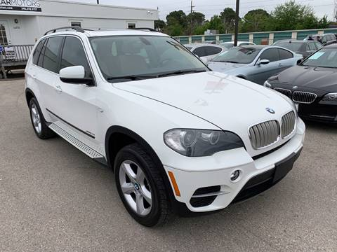 2011 BMW X5 for sale at KAYALAR MOTORS in Houston TX