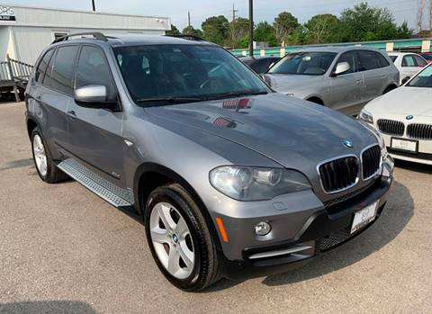 2008 BMW X5 for sale at KAYALAR MOTORS in Houston TX