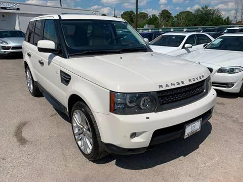 2010 Land Rover Range Rover Sport for sale at KAYALAR MOTORS in Houston TX
