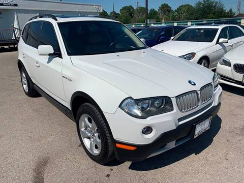 2008 BMW X3 for sale at KAYALAR MOTORS in Houston TX