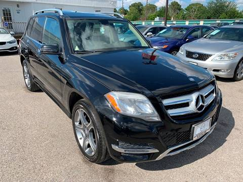 2013 Mercedes-Benz GLK for sale at KAYALAR MOTORS in Houston TX