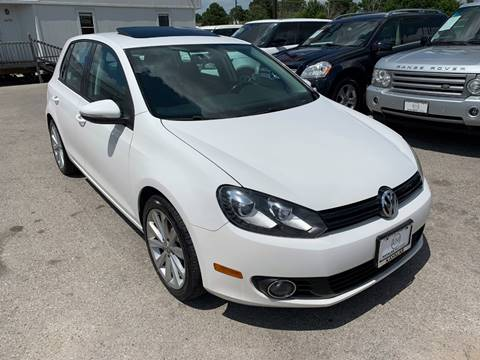 2012 Volkswagen Golf for sale at KAYALAR MOTORS in Houston TX
