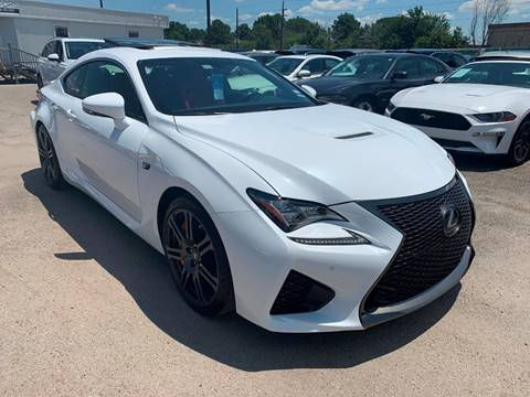 2017 Lexus RC F for sale at KAYALAR MOTORS in Houston TX