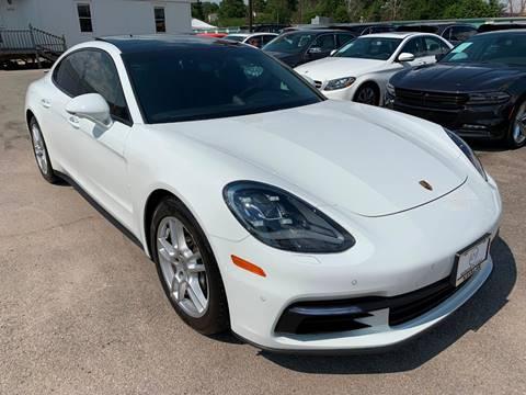 2018 Porsche Panamera for sale at KAYALAR MOTORS in Houston TX