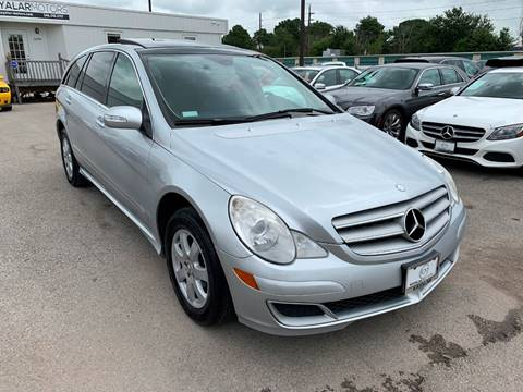 2007 Mercedes-Benz R-Class for sale at KAYALAR MOTORS in Houston TX