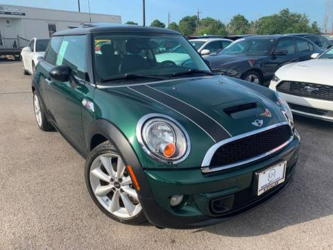 2012 MINI Cooper Hardtop for sale at KAYALAR MOTORS in Houston TX