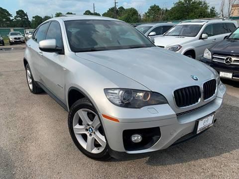 2011 BMW X6 for sale at KAYALAR MOTORS in Houston TX