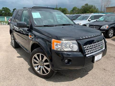 2008 Land Rover LR2 for sale at KAYALAR MOTORS in Houston TX