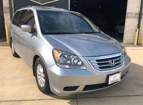 2009 Honda Odyssey for sale at KAYALAR MOTORS in Houston TX