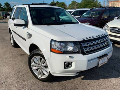 2013 Land Rover LR2 for sale at KAYALAR MOTORS in Houston TX