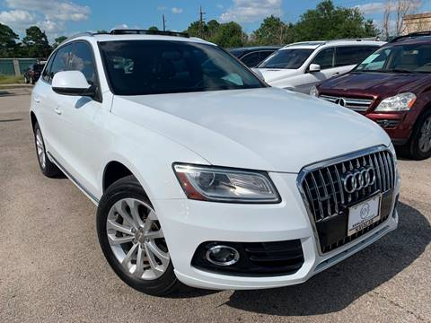 2014 Audi Q5 for sale at KAYALAR MOTORS in Houston TX
