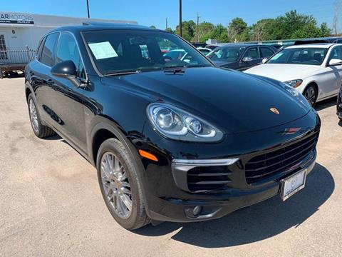2015 Porsche Cayenne for sale at KAYALAR MOTORS in Houston TX