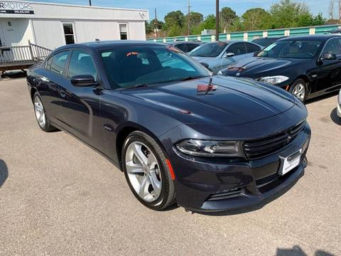 2018 Dodge Charger for sale at KAYALAR MOTORS in Houston TX