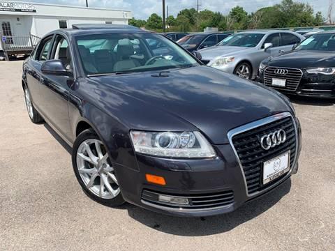2010 Audi A6 for sale at KAYALAR MOTORS in Houston TX