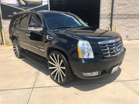2010 Cadillac Escalade for sale at KAYALAR MOTORS Garage in Houston TX