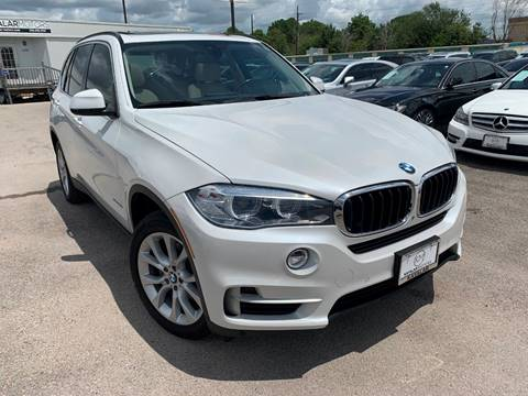 2016 BMW X5 for sale at KAYALAR MOTORS in Houston TX